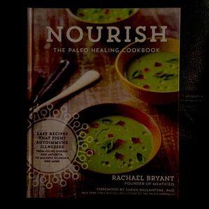 3/$30 Nourish The Paleo Healing Cookbook Rachael B